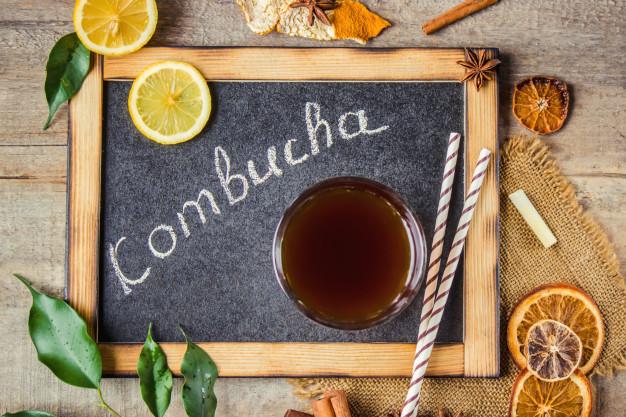 kombucha, bebida natural com muitos benefícios para a saúde