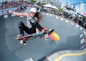 Yndiara Asp no Oi Park Jam | Helge Tscharn/Divulgação